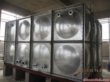 热镀锌水箱的进水管